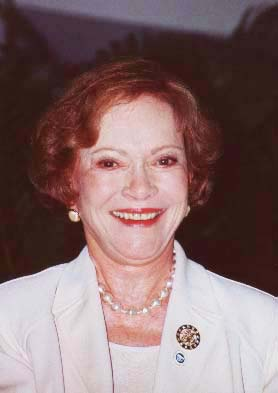 First Lady Rosalyn Carter